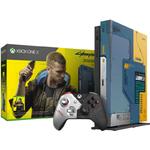 "Игровая консоль Microsoft Xbox ONE X ""Cyberpunk 2077"" + 1 игра"